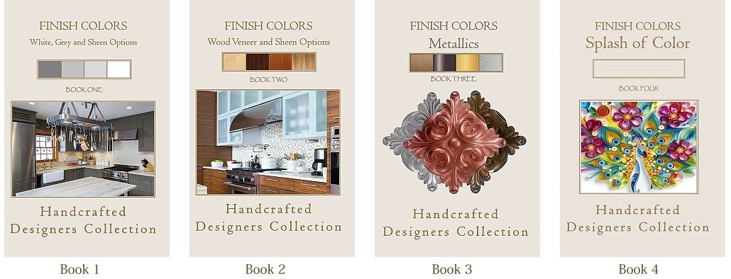 Cabinet Finish Colors