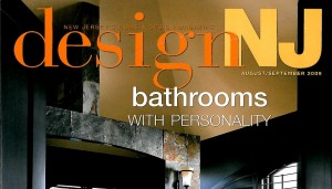 Design NJ September 2009 - Bathrooms with Personality