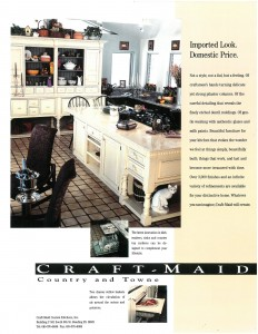 Imported Look Domestic Price Cabinetry Brochure