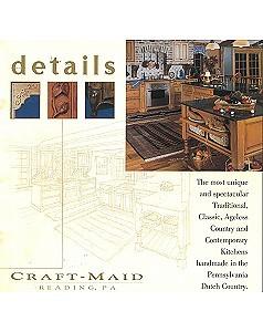 Craft-Maid Brochure - details 1997