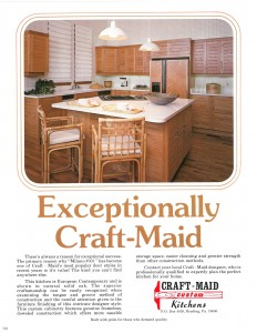 Exceptionally Craft Maid