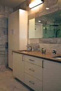 Custom Vanity Cabinetry
