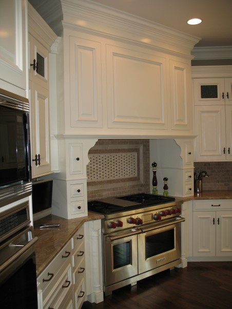Custom Range Hoods Amp Hearth Surrounds Craft Maid