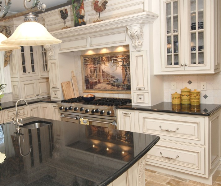 Traditional Kitchens By Craft Maid Handmade Cabinetry