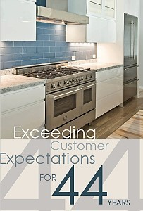 Exceeding Customer Expectations for 44 Years brochure