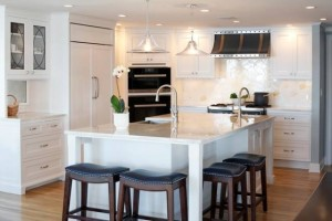 Flushed Inset Custom Kitchen