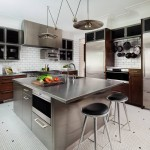 Stainless Steel Cabinetry
