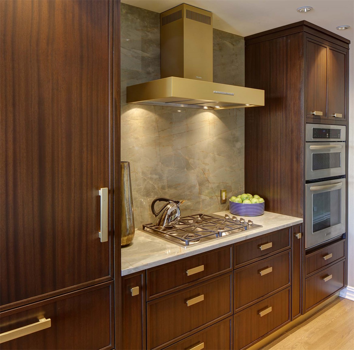Transitional Kitchens Craft Maid Handmade Custom Cabinetry