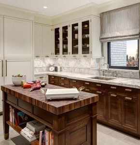 Custom Kitchen - A Park Avenue Gem