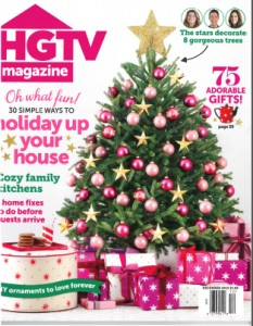HGTV Magazine Holiday up your house
