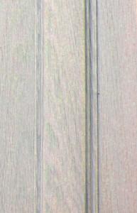 Red Oak - Misty White