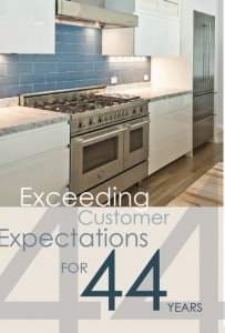 Exceeding Customer Expectations for 44 Years