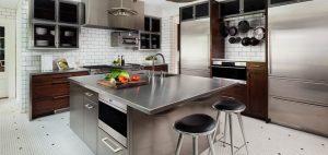 Contemporary Fusion Kitchen