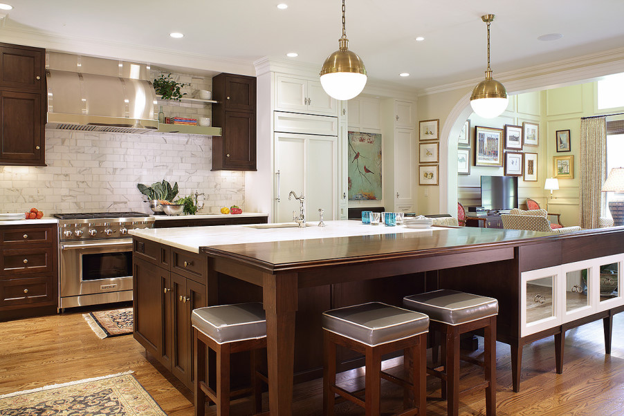 Transitional Kitchens
