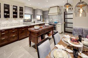 Custom Kitchen - A Park Avenue Gem